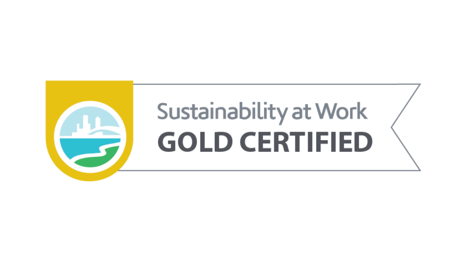 Sustainability at Work Gold Certification