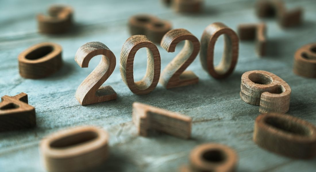 2020 By the Numbers