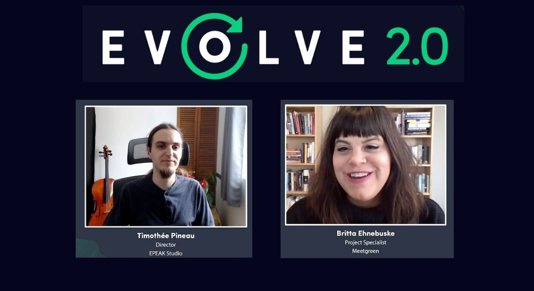 More Than a Zoom Call Evolve 2.0