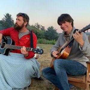 Aaron Elliot and Eric Wallinger