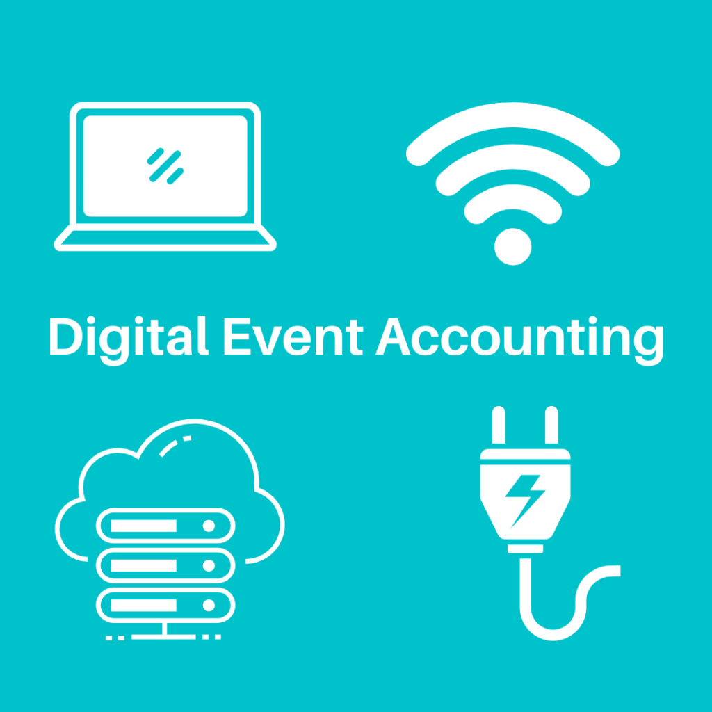 Digital Event Carbon Accounting