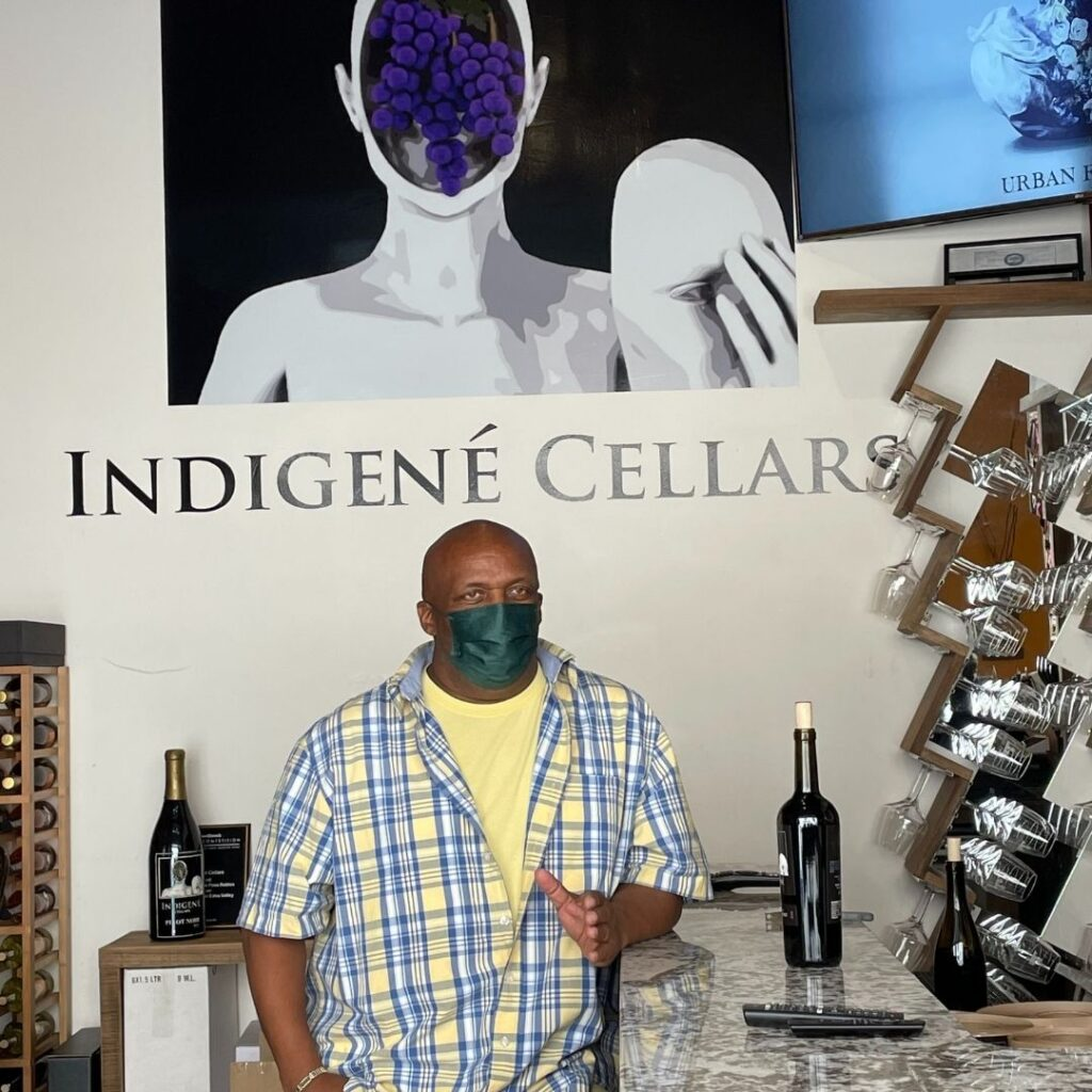 A Vacation with Intentions of Supporting Diverse Businesses - Indigene Raymond Smith